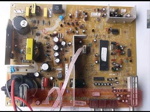 Procedimiento para arreglar un tv que no prende