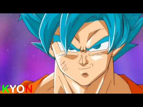 Dragon Ball Super「AMV」Hit vs  SSGSS Goku - Drag Me Down
