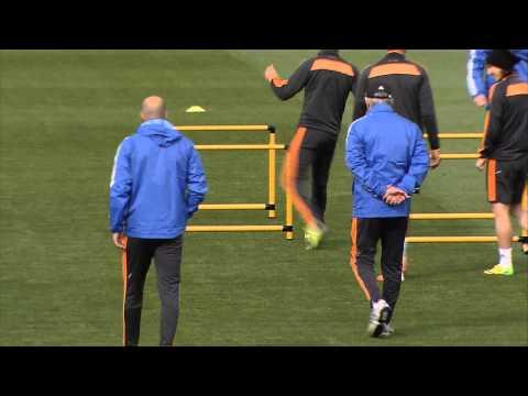 Zidane Zidane neuer Trainer bei Real Madrid Castilla | Zizou übernimmt 2. Mannschaft