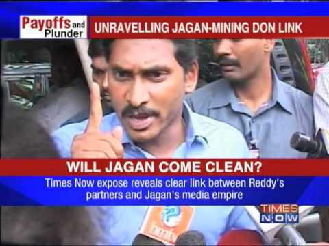 Jagan Reddy's link with mining baron?