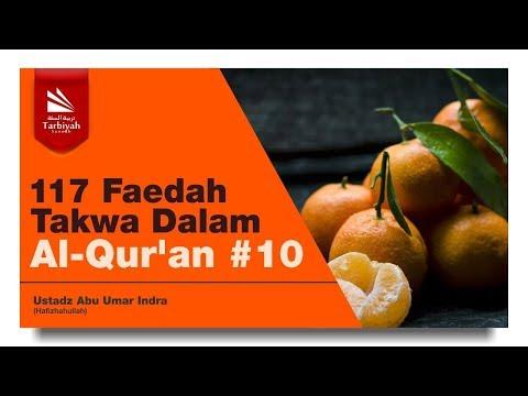 Taqwa Dalam Surat Fushilat (117 Faedah Taqwa) #10