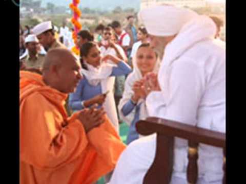 Nirankari,satguru Meinu Charni Laya- B.s.dhawan New Shabad 2013 video