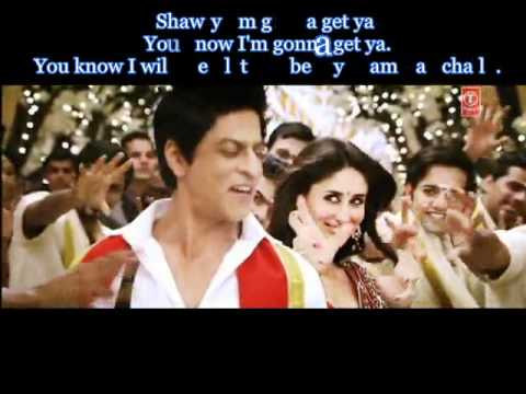 Ra.one Official Chammak Challo Full Song With Lyrics 420p Hd Ft.shahrukh Khan, Kareena Kapoor video
