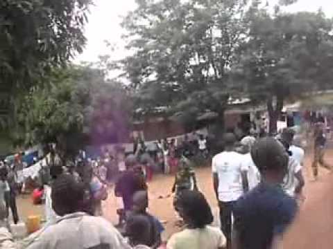 Liberian Refugees Beaten by Ivorian Authorities in the Presence of UNHCR Abidjan