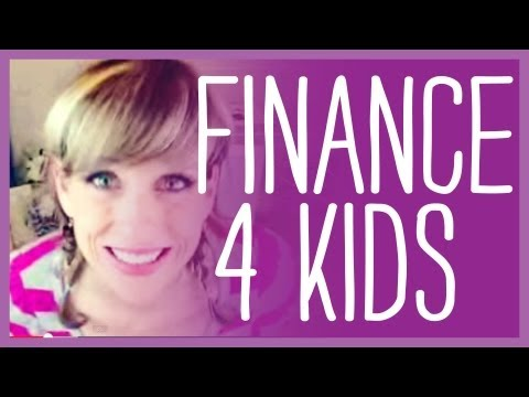 Children and Finances, How to Teach Finance to Kids
