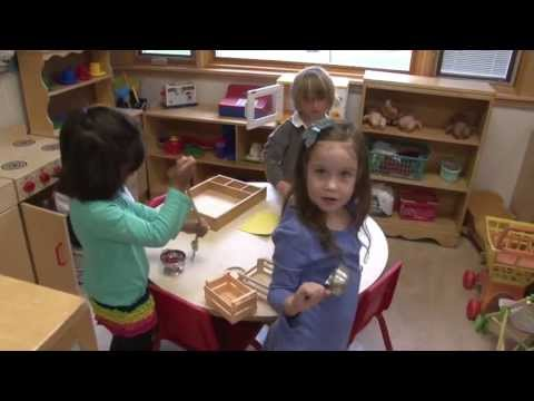 A Day in the Life of Junior and Pre Kindergarten at Rutgers Preparatory School - 04/15/2013