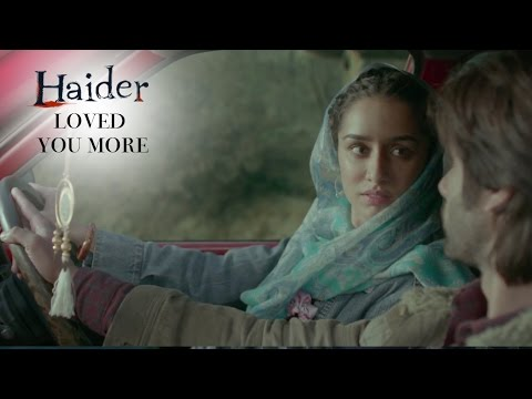 Haider | Oct. 2nd Is The Day Of Innocence | Shahid Kapoor & Shraddha Kapoor