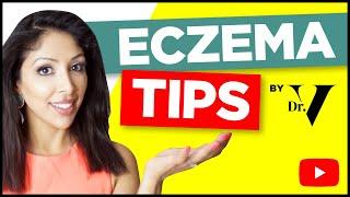 Eczema Dr Vanita Rattan   What causes eczema on hands/ face   Eczema treatment   atopic dermatitis