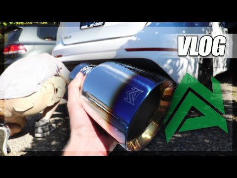 INSTALLING ARMYTRIX ON THE FOCUS RS! (Vlog)
