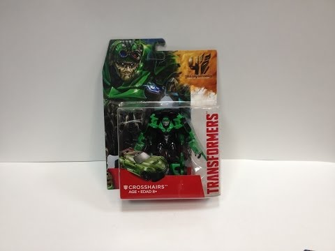 Transformers 4: Age of Extinction - Deluxe CROSSHAIRS