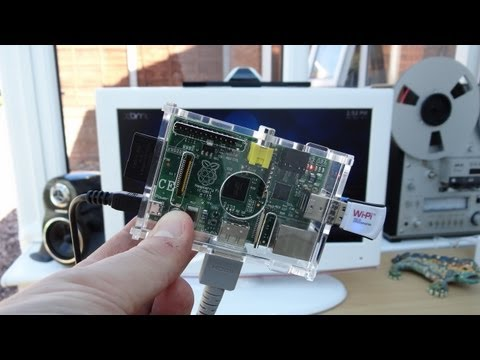 Foolproof guide to Installing XBMC on the Raspberry Pi. From unboxing to full functionality.