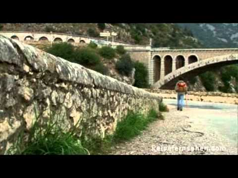 Frankreich / France: Roussillon-Languedoc - Reisevideo / travel clip