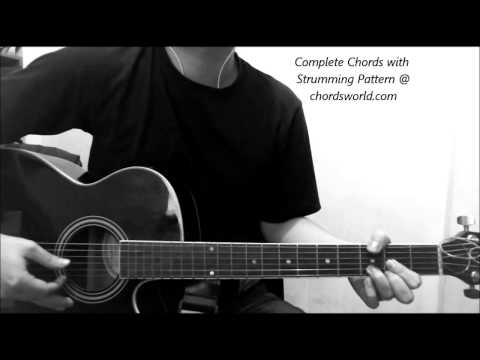 Breezeblocks Chords - Alt-J ChordsWorld.com HD - How To Play ...