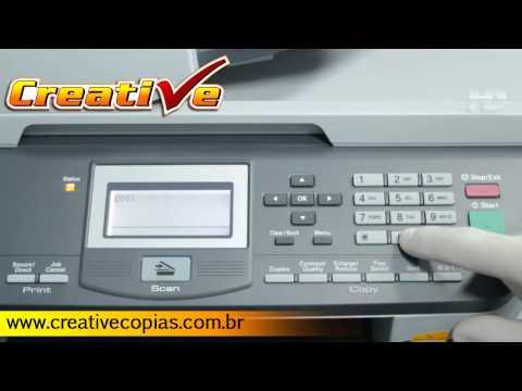 Vídeo Aula Troca Idioma Brother, DCP8060-DCP8065-DCP8080-DCP8085