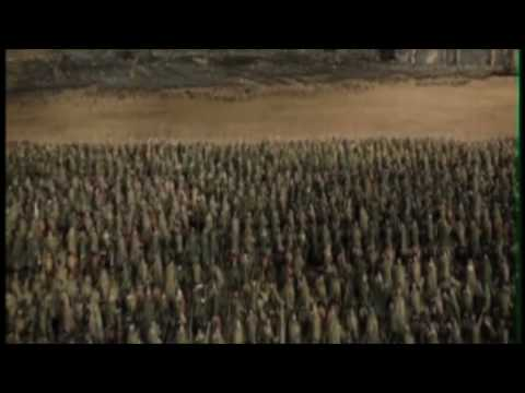 Lord of the Rings - Minas Tirith Requiem for a Dream