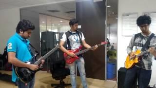 Toh Phir  aao(Rock Version)+Zarasi Dil me de Jagah(Rock Version) Medley by Adi