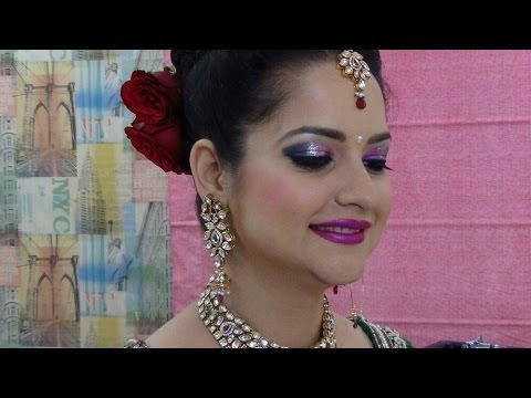 Airbrush Bridal Makeup by