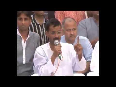 Arvind Kejriwal vs Sheila Dikshit