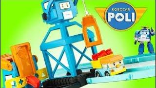 Robocar Poli Fabrique de Pâte à Modeler Play Doh Jouet Toy Review Juguetes 로보카폴리 ᴴᴰ