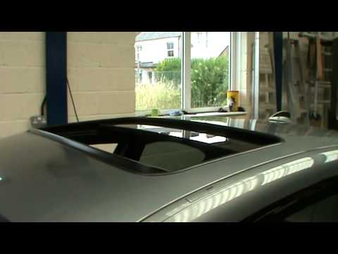BMW 330D WITH WEBASTO HOLLANDIA 700 INBUILT SUNROOF