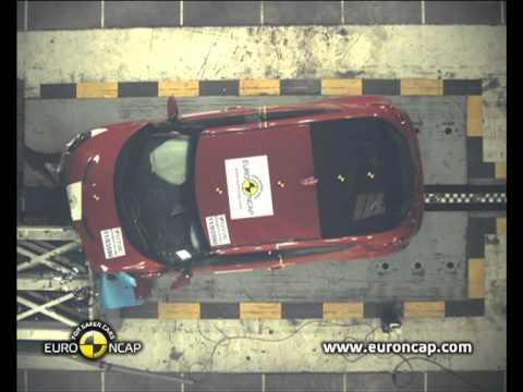 Euro NCAP | Hyundai Veloster | 2011 | Краш-тест