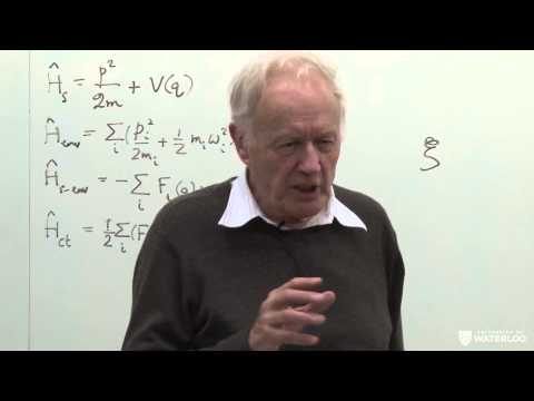 Condensed Matter Theory from a Quantum Information Perspective (Lecture 3) - Anthony Leggett - 2015