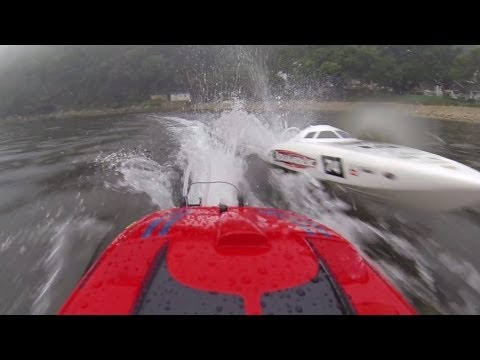 HobbyKing Product Video - Relentless & Aquaholic Race Boats
