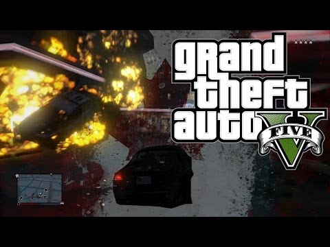 Gta 5 Online Funny Moments - Chubby Chaser, Robbery Betrayal And Cat Daddy Dance video