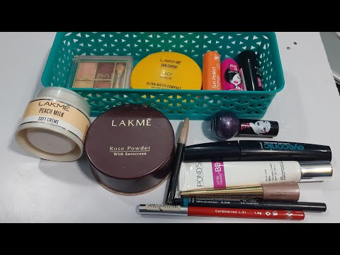 Affordable Makeup for beginners   everyday makeup products for summers and winters