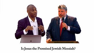 Video: Is Jesus the Promised Jewish Messiah? - Tovia Singer vs Carlton McDonald