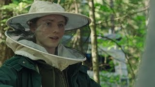 """LEAVE NO TRACE   """"Warmth of the Hive"""" Official Clip"""