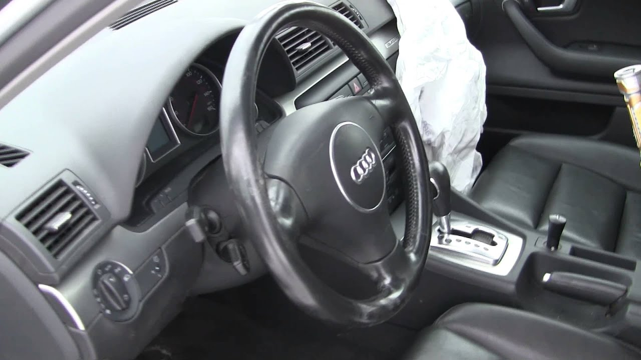 2005 Audi At Overview Youtube