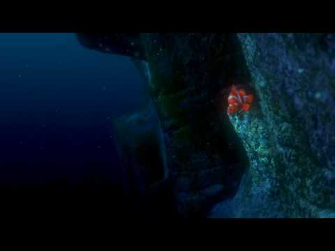 Finding nemo( Just keep swiming scene)