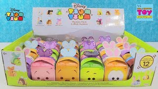 Disney Tsum Tsum Easter Spring Mystery Pack Toy Review | PSToyReviews