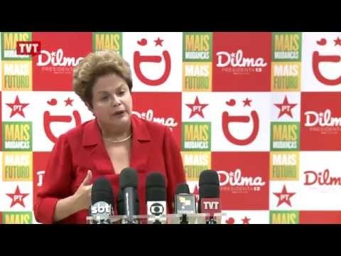 Dilma critica autonomia do Banco Central defendida por Marina