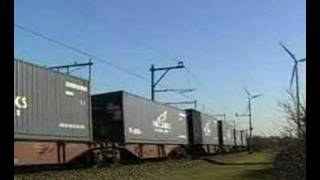 Rail 4 Chem arriving Houtrackpolder