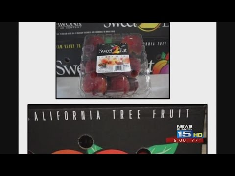Stores React To Fruit Recall