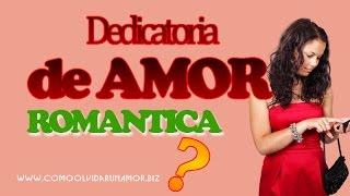 Dedicatoria De Amor Romantica - Frases Para Dedicar Y Compartir