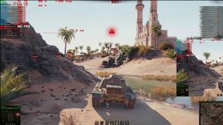 World of Tanks 1440P VS 1080P (2560х1440 vs 1920х1080) Ultra Settings