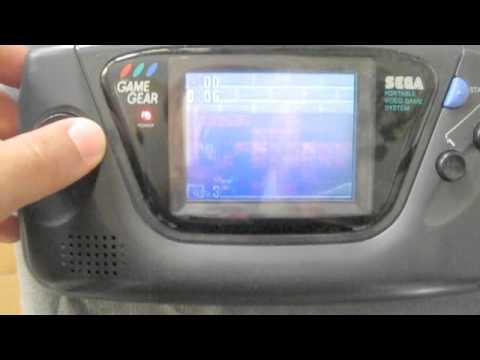 Sonic 2 Sega Game Gear
