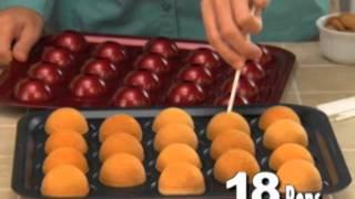 Official Bake Pops Commercial - As Seen On TV Cake Pop Maker
