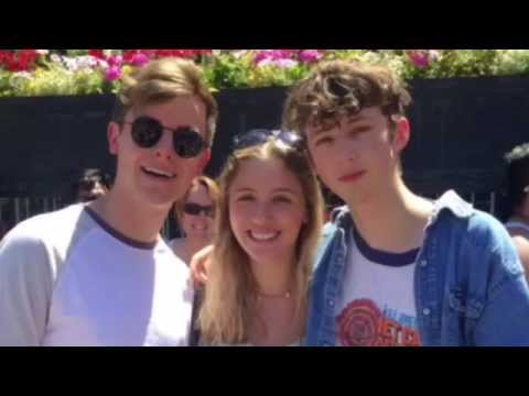 Tronnor Proof part 2 (Troye Sivan and Connor Franta)