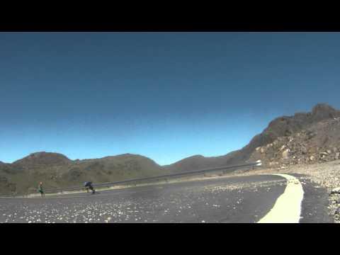 caracoles ruta Nogohill embalse rio grande