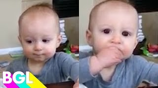 Super Sneaky Babies! | Funny Baby Videos