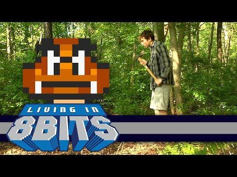 Living in 8 Bits #08 - Goombas