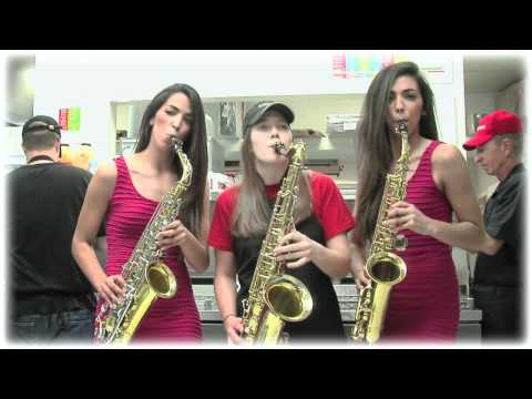 """Two Sisters Polka"" : Official Music Video"