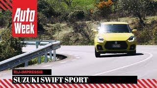 Suzuki Swift Sport - AutoWeek Review