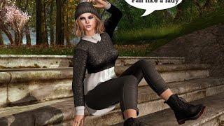 Aggie bento Altamura in Second Life