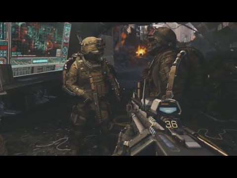 Advanced Warfare Multiplayer Info Confirmed :D - I'm Excited