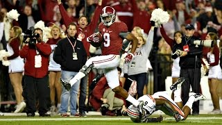 Amari Cooper Clinches Alabama Victory In Iron Bowl | CampusInsiders